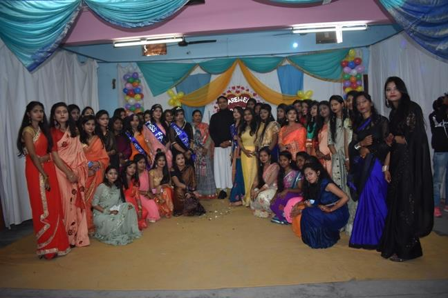 Farewell Party (Class 12th)...
